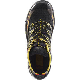 La Sportiva Ultra Raptor Running Shoes Men Black/Yellow